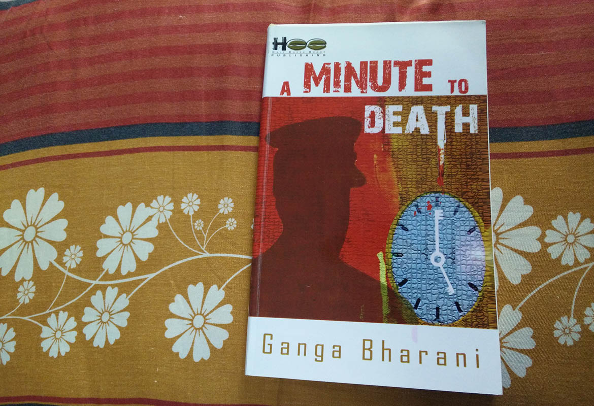 A Minute to Death Book Review
