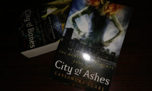 City of Ashes (The Mortal Instruments #2) – Book Review