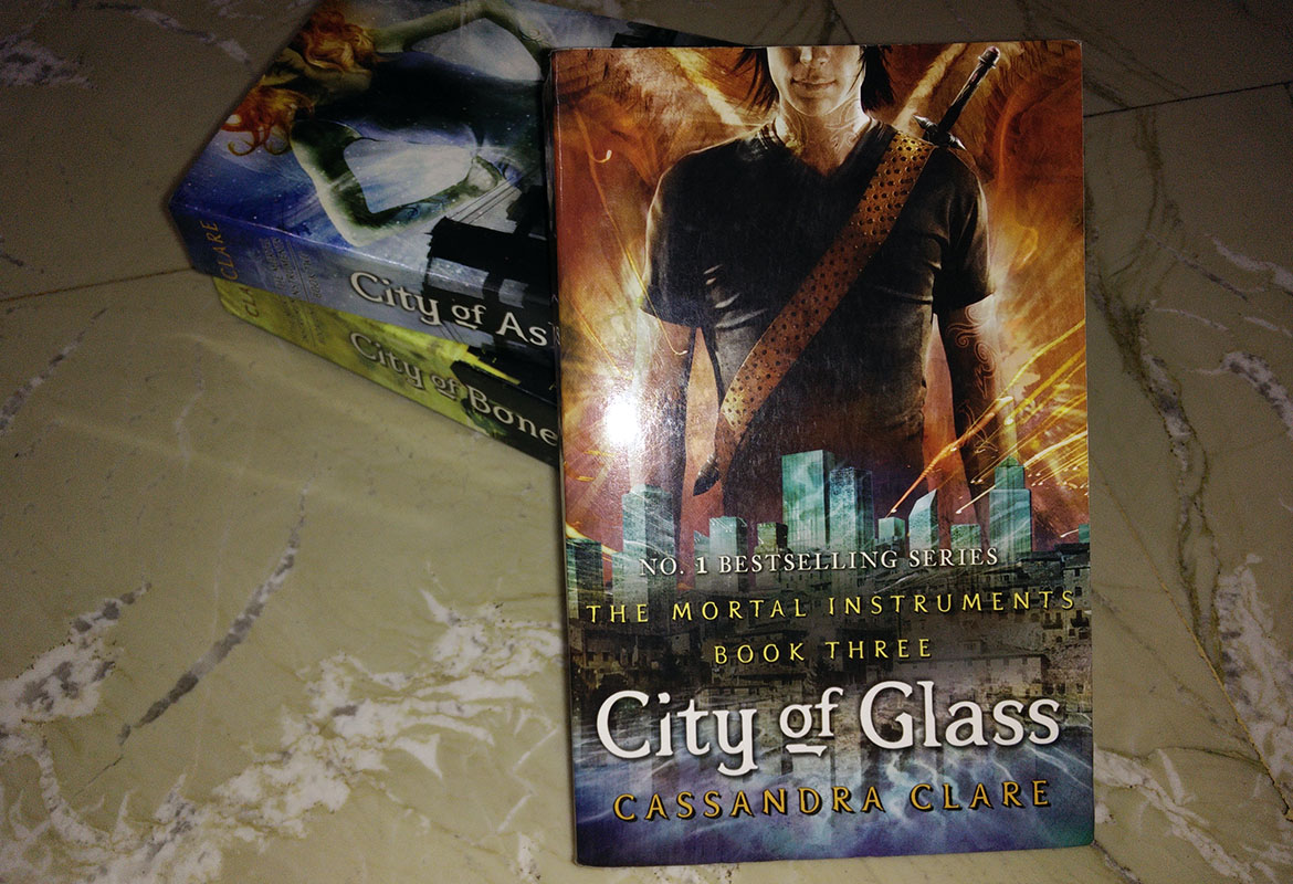 City of Glass Book Review