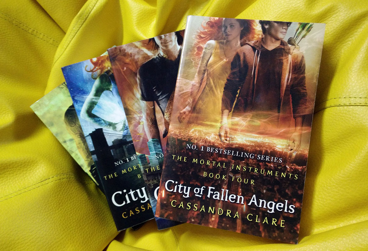 City of Fallen Angels Book Review