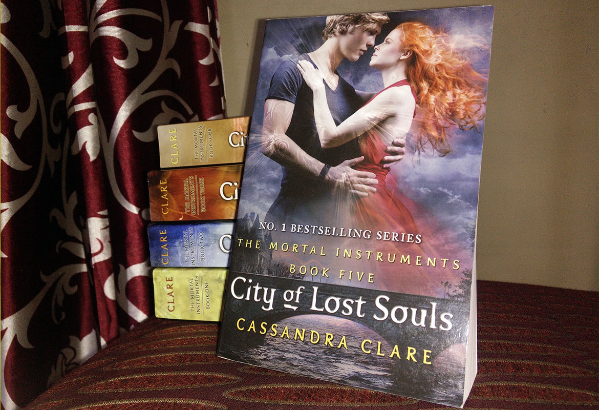City of Lost Souls Book Review