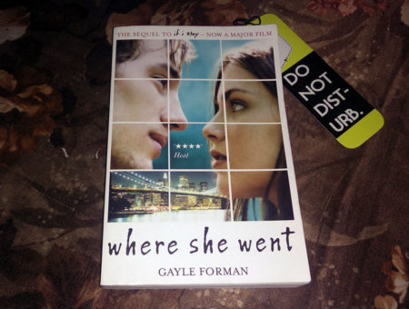 Where She Went – Book Review