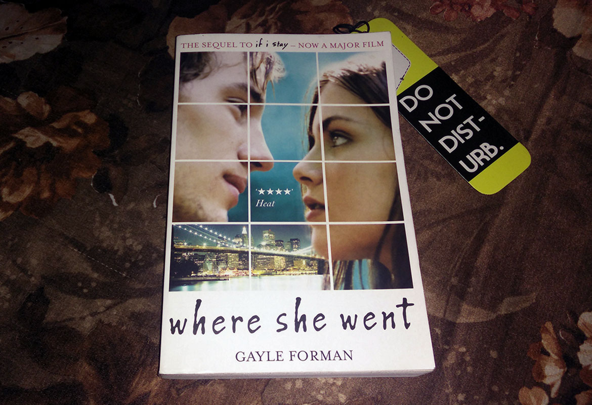 Where She Went Book Review