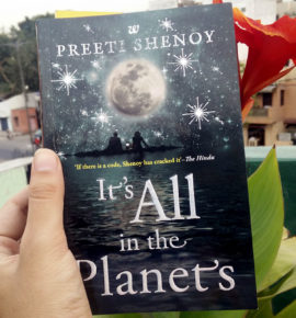 It's All in the Planets – Book Review