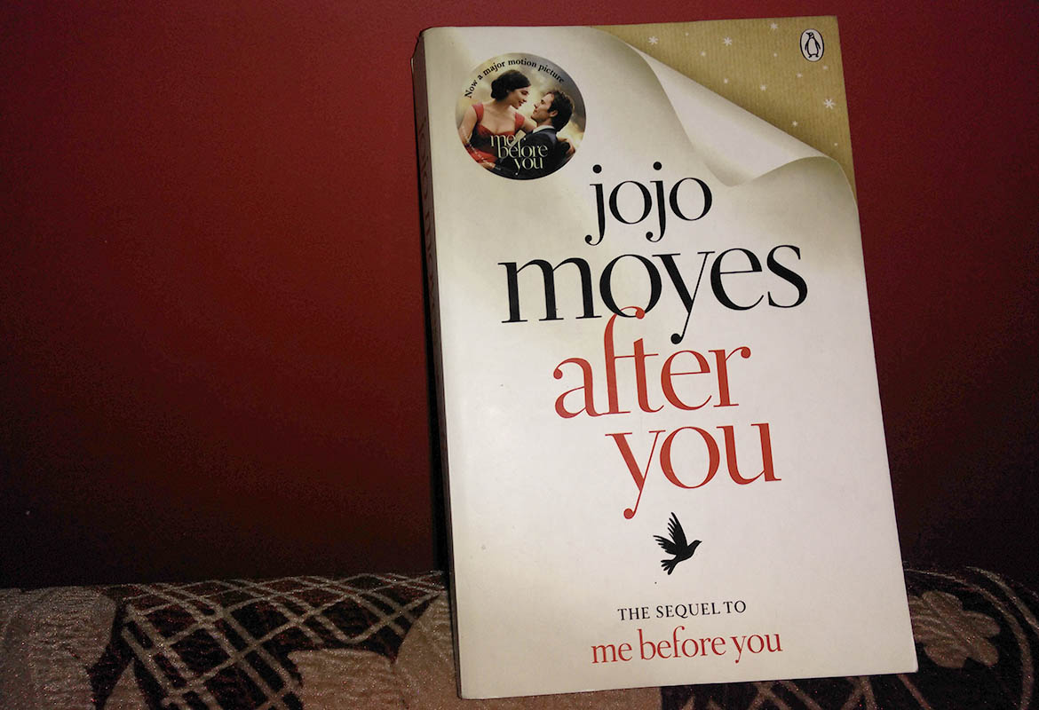 After You Jojo Moyes Book Review