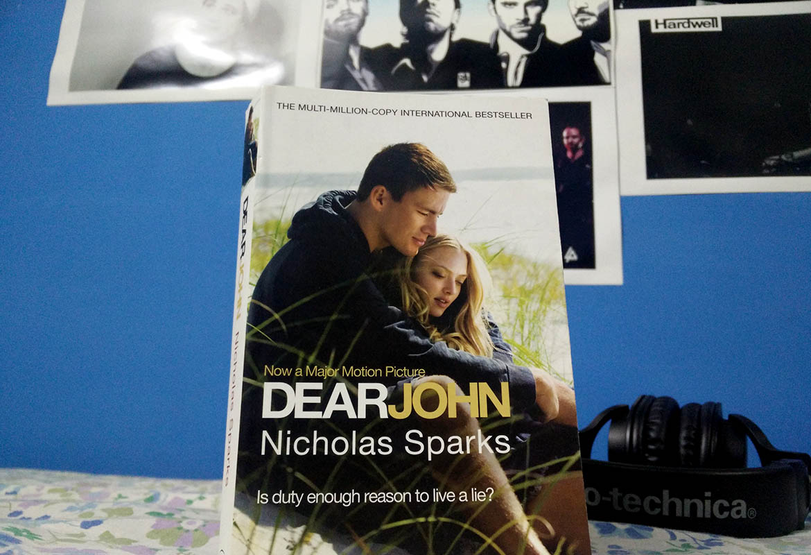 Dear John Book Review