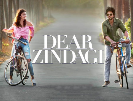 Dear Zindagi, Thank you for Being There
