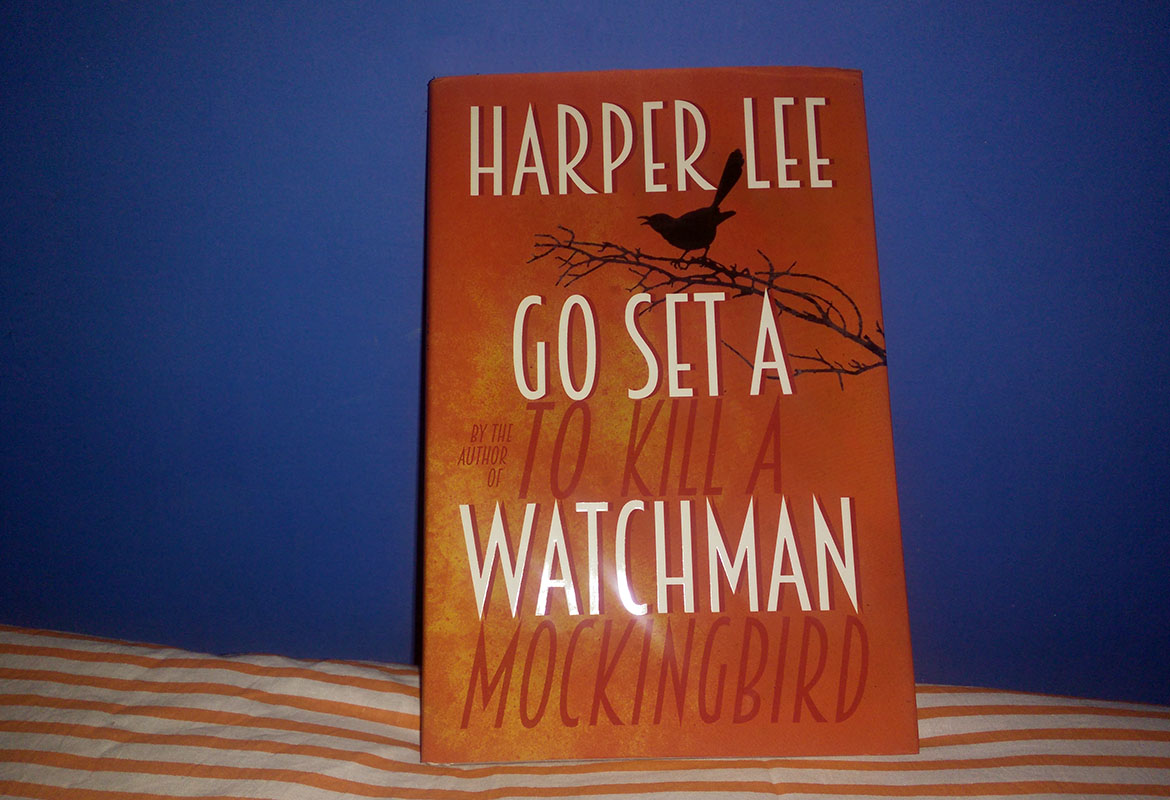 Go Set a Watchman by Harper Lee (2015, CD, Unabridged)