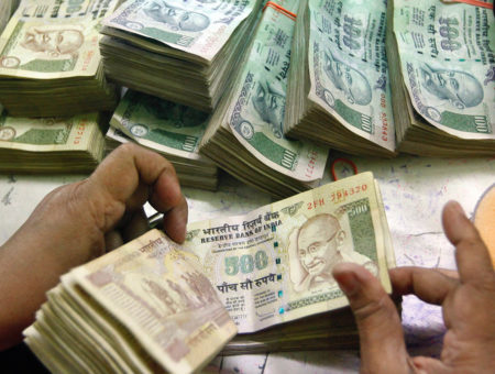What effect has demonetized currency incurred on the New-Economy Employees?