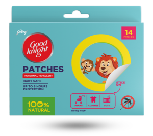 Mosquito Patches for Babies