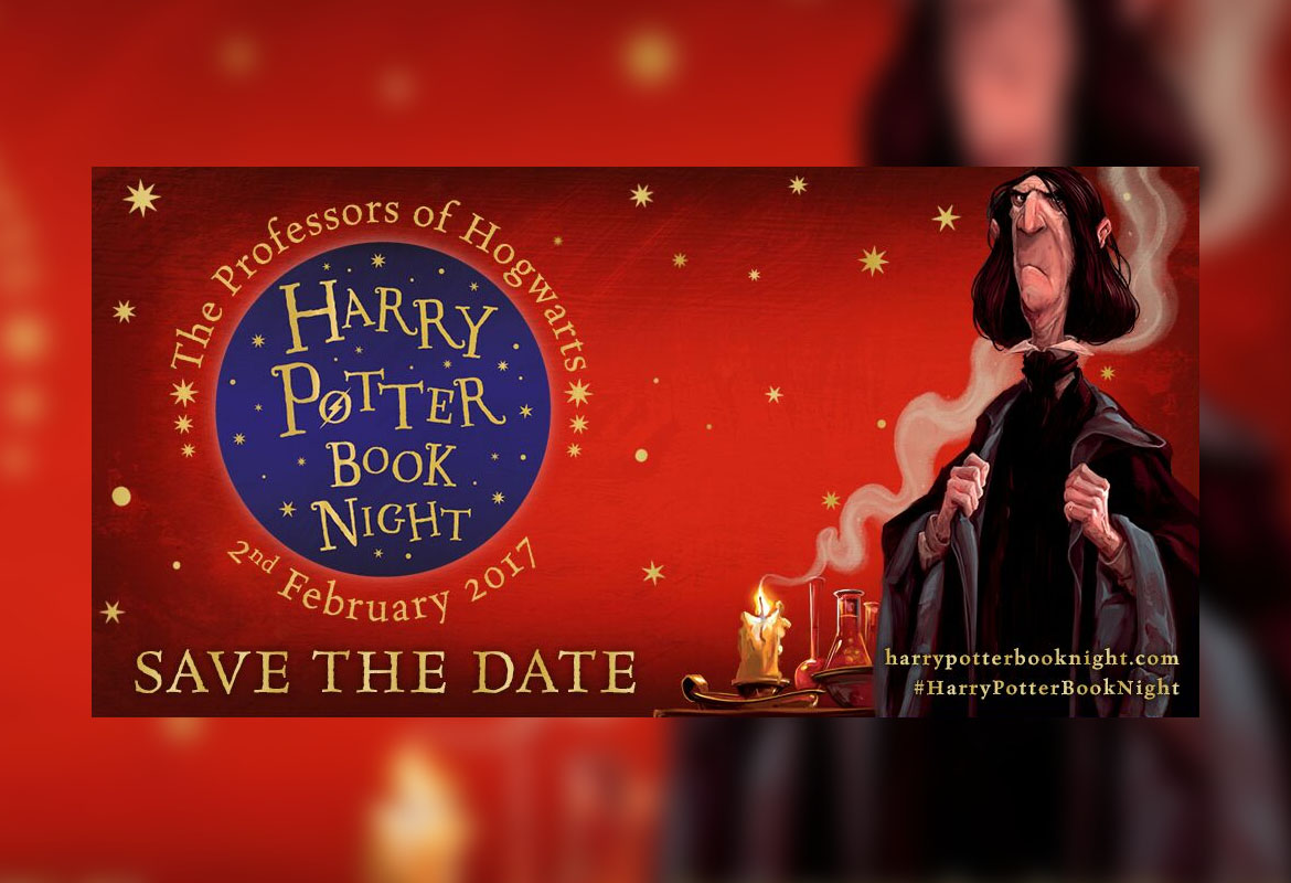 Harry Potter Book Night : Experience a world of magic at harry potter book night