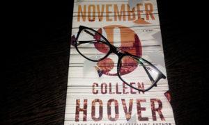 November 9 – Book Review