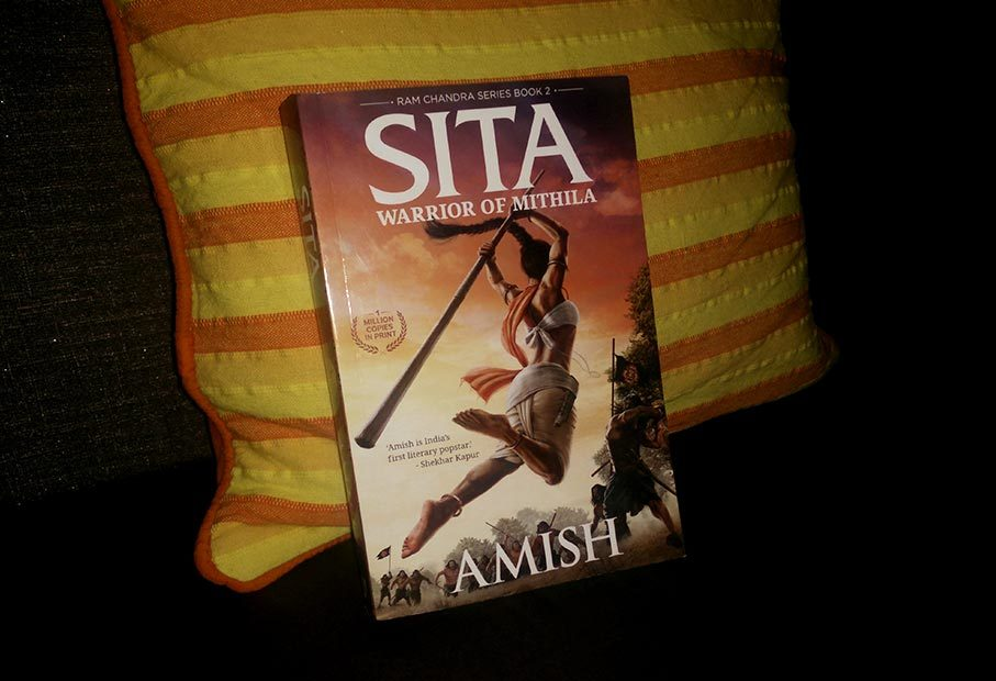 Sita Warrior of Mithila Book Review