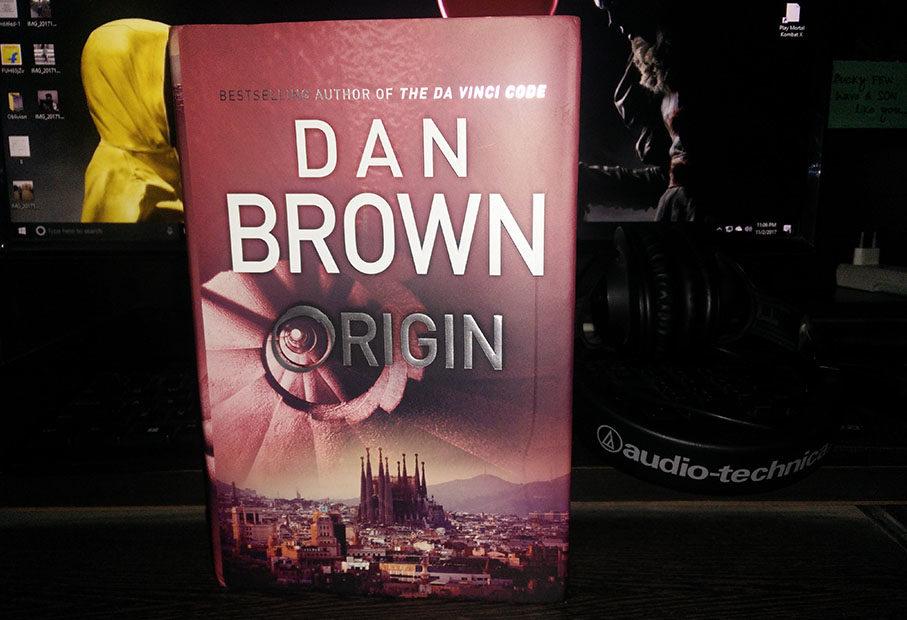 Origin Book Review